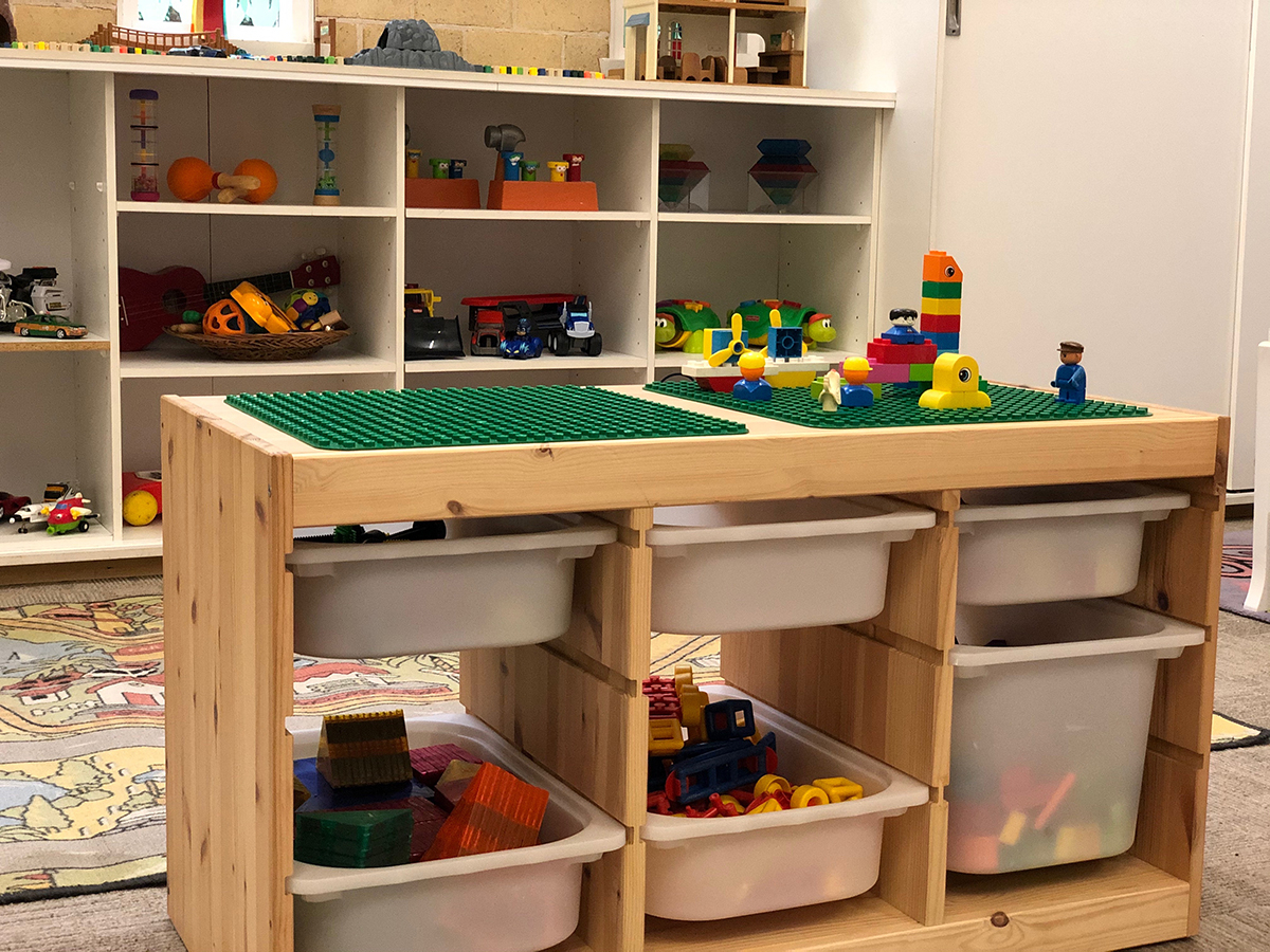 Indoor environment   Good Hands Long Day Care